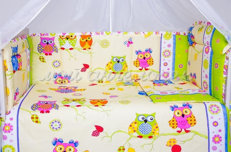 Приглашаю за постельными принадлежностями в детскую кроватку. акция от организатора на 6-ти и 7-ми предметники