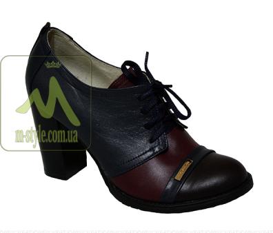 Обувь из натуральной кожи M.Stile-2 для наших красивых ножек!