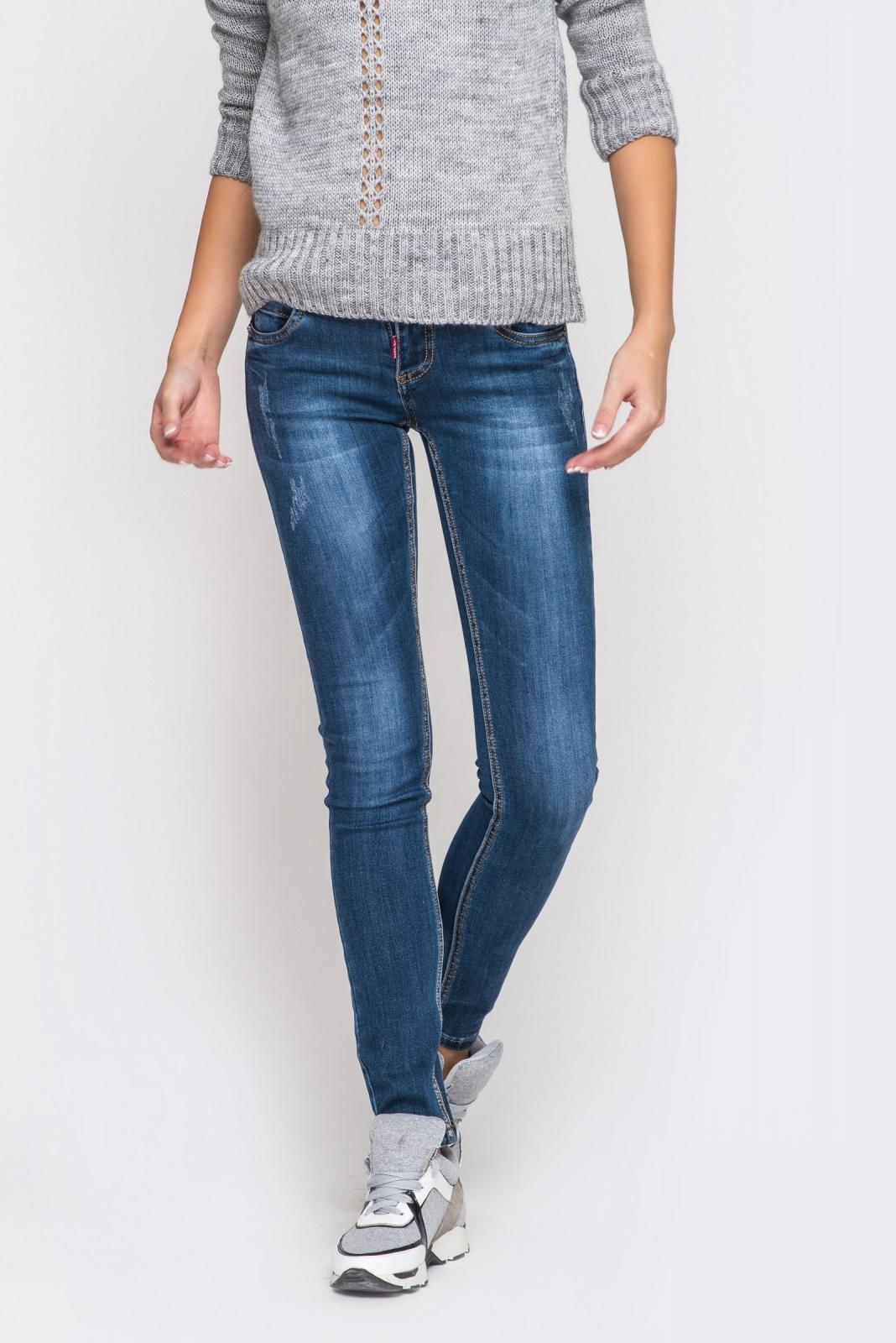 Большой выбор женских джинсов. Размеры 40-52