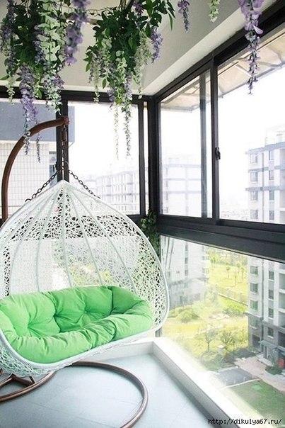 Идея для балкона