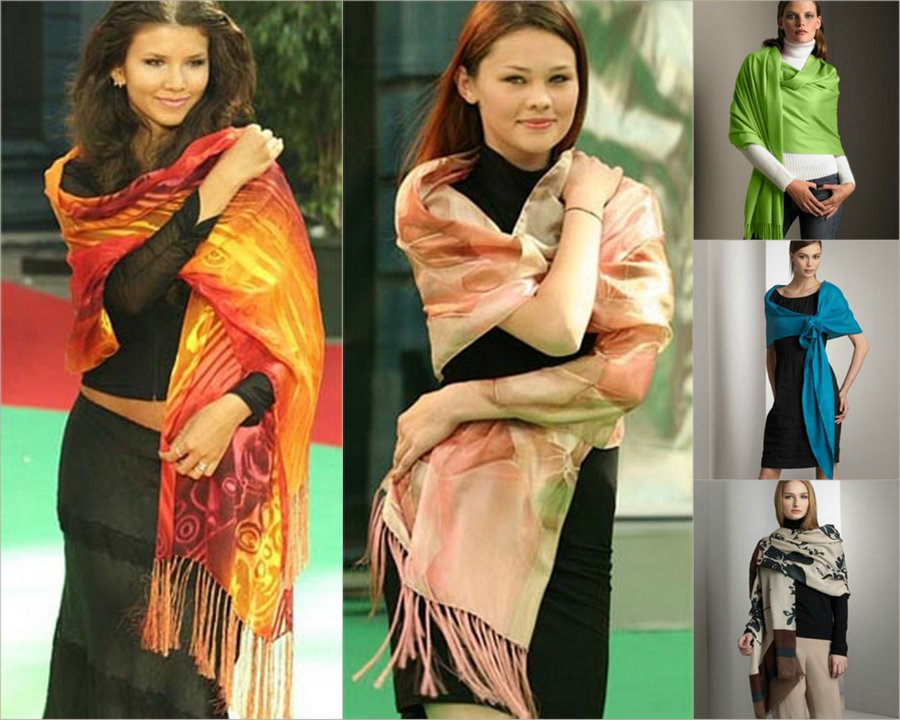 Ругиста. Элегантные палантины из кашемира и пашмины, шарфы. Важный штрих вашего образа!