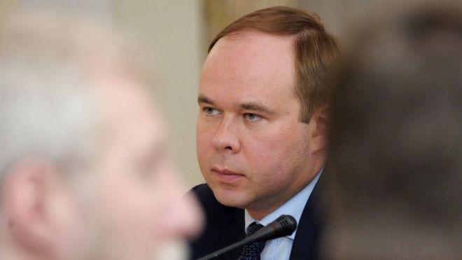 Путин назначил главой администрации президента странного человека.