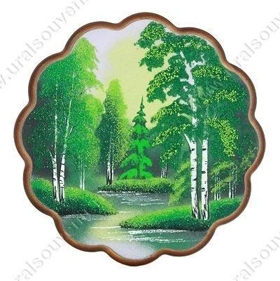 Оригинальный подарок и украшение интерьера - Картина из каменной крошки