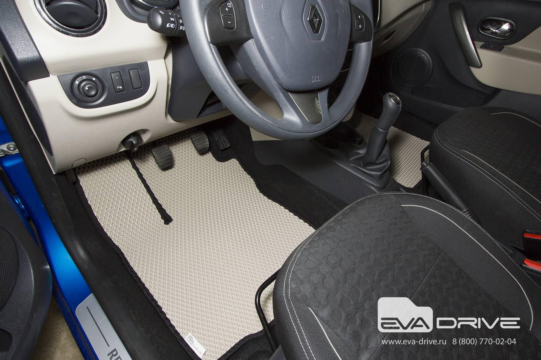 Сбор заказов. Инновационные автоковрики EVA-DRIVE. Защищают от грязи! Не проливаются при изъятии- 2