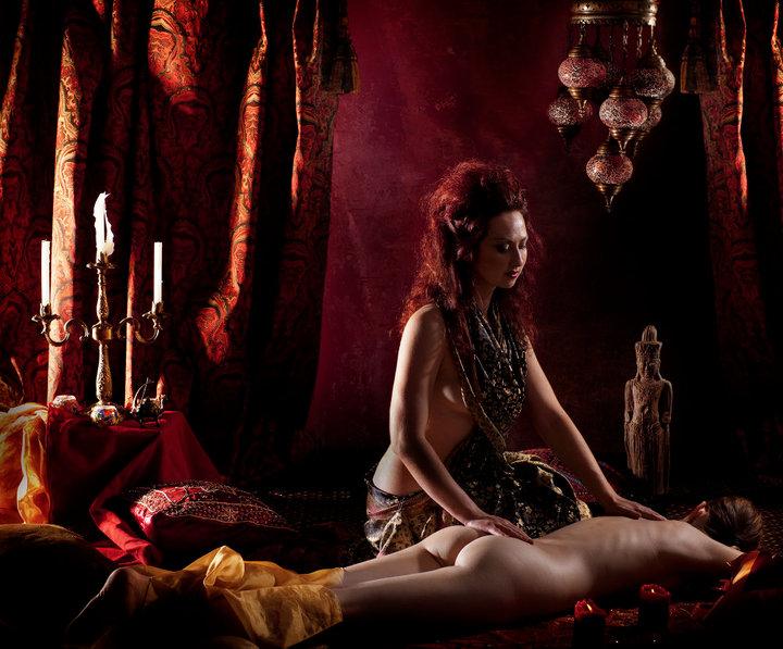 Тантрический массаж. Обучение