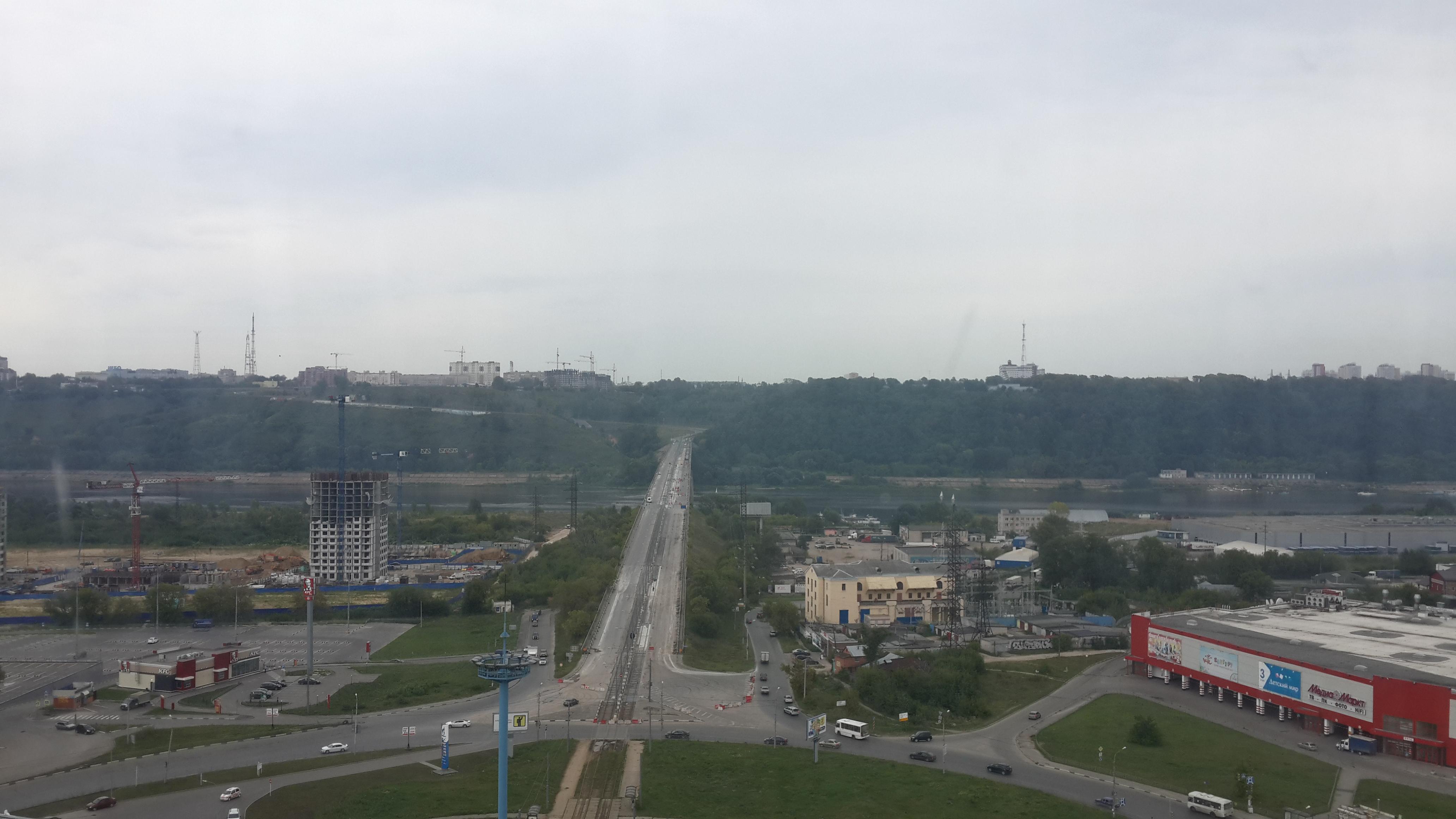 Ремонт Молитовского моста (19.08.2016)