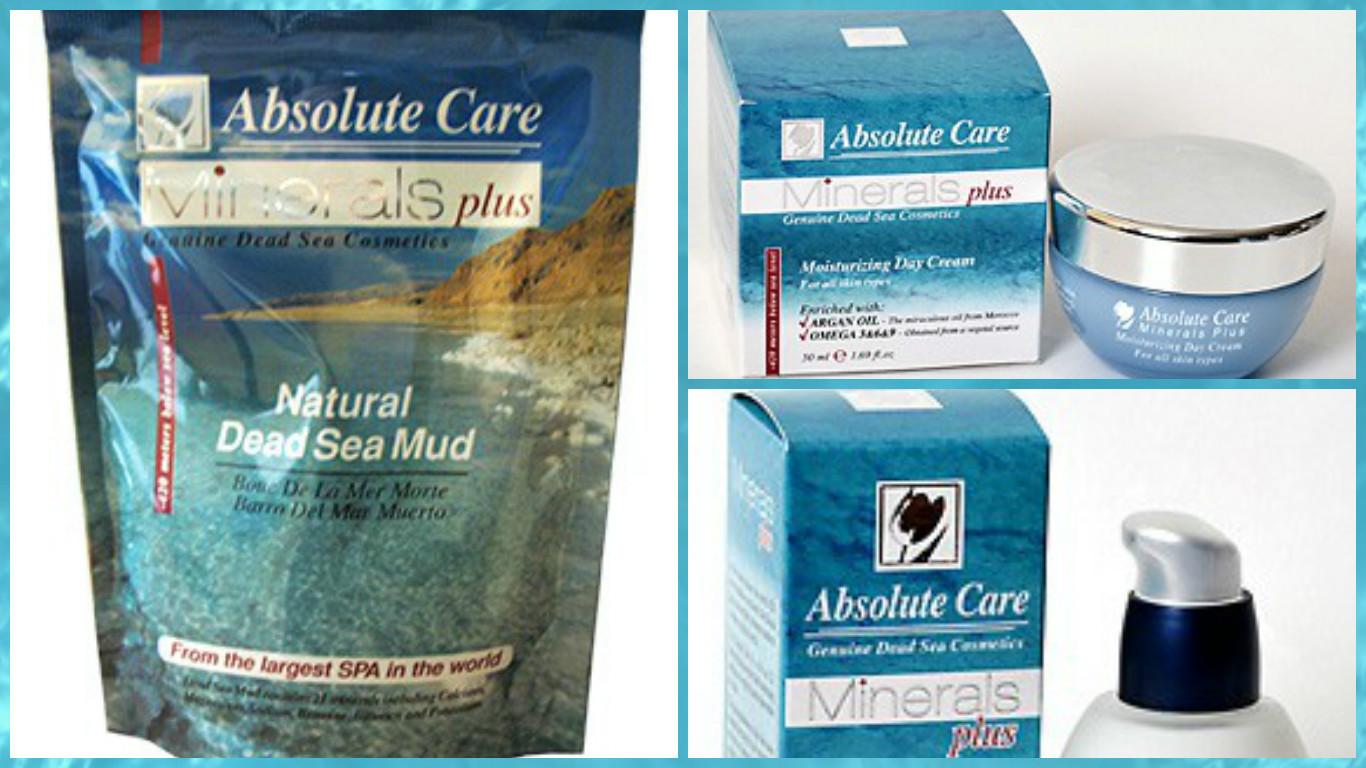 Новая линия продуктов, основанная на целебных свойствах минералов Мертвого моря, растительном масле арганы и Омега 3,6 и 9 жирных кислотах (Miner@l Plus)