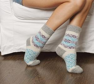 Сбор заказов. Бабушкины носки-9. Шерстяные красивые носочки, следки, гольфы для всей семьи! Без рядов.
