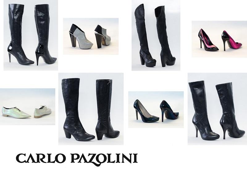 Сбор заказов. Сток модельной обуви Carlo Pazolini-7. Сапоги, ботильоны, туфли, по ценам от 500 до 2500 р.! Без рядов.