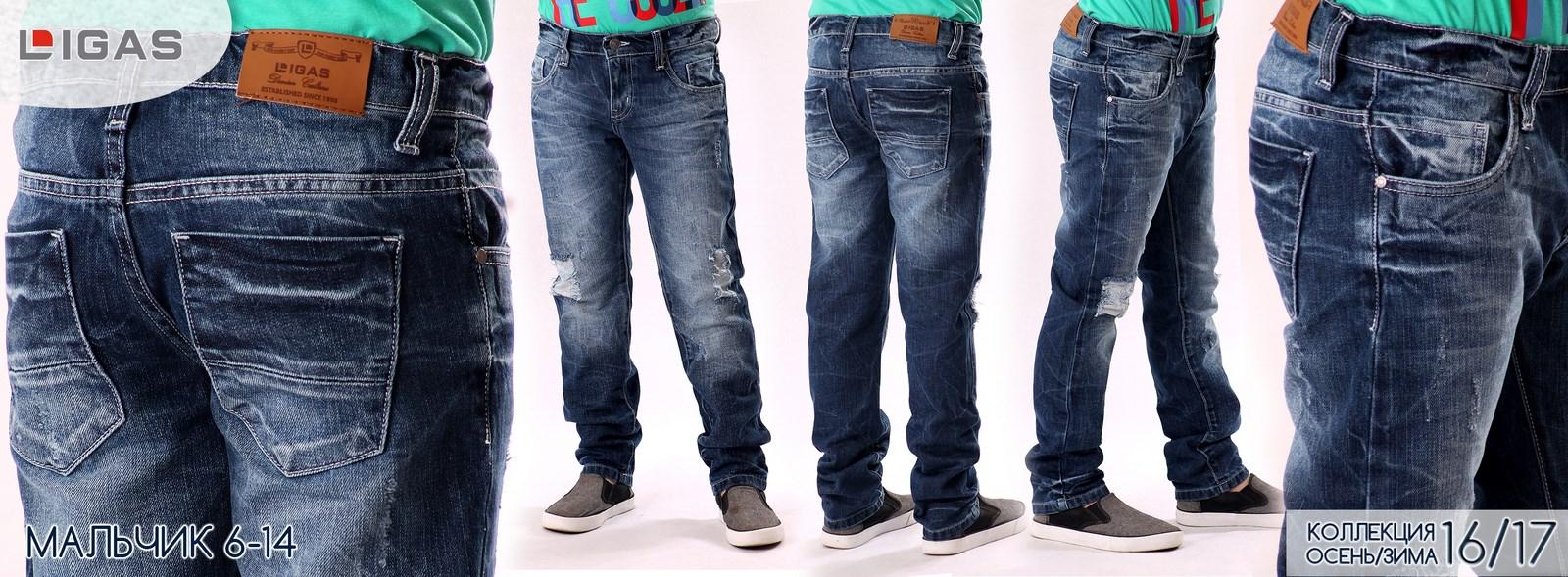 Новый сбор по детской джинсовой одежде - опять новинки.