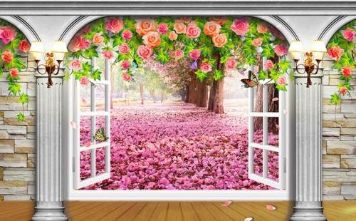 Сбор заказов.Создайте неповторимый дизайн вашего дома : стеновые 3D панели, модульные картины и фотообои.