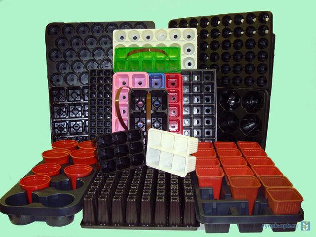 Сбор заказов. Все для рассады. Горшки, кассеты, минипарники, торфяные таблетки