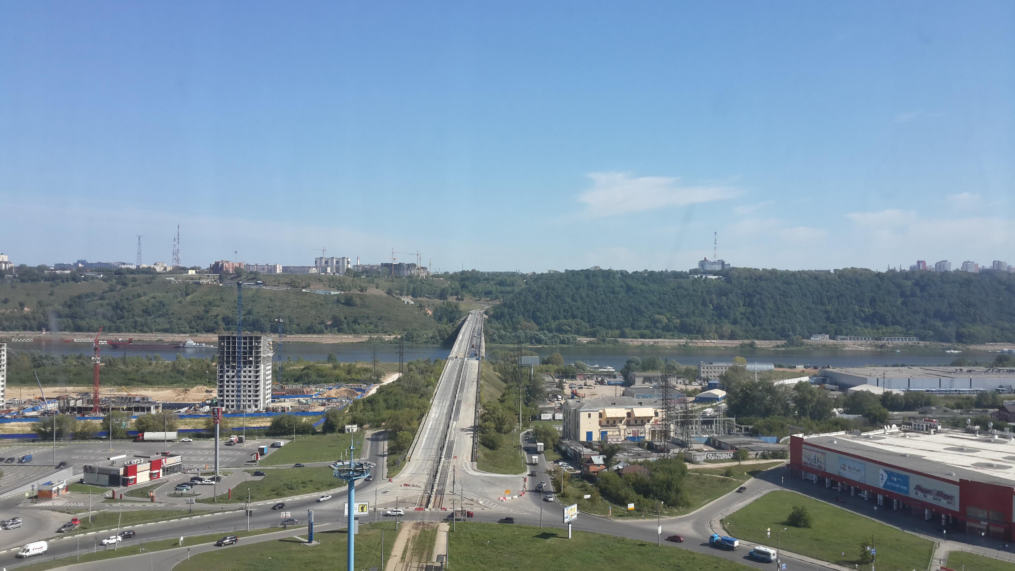 Ремонт Молитовского моста (24.08.2016)