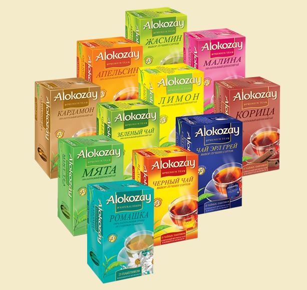 Наслаждаемся ароматом удивительного чая Alokozay-5.