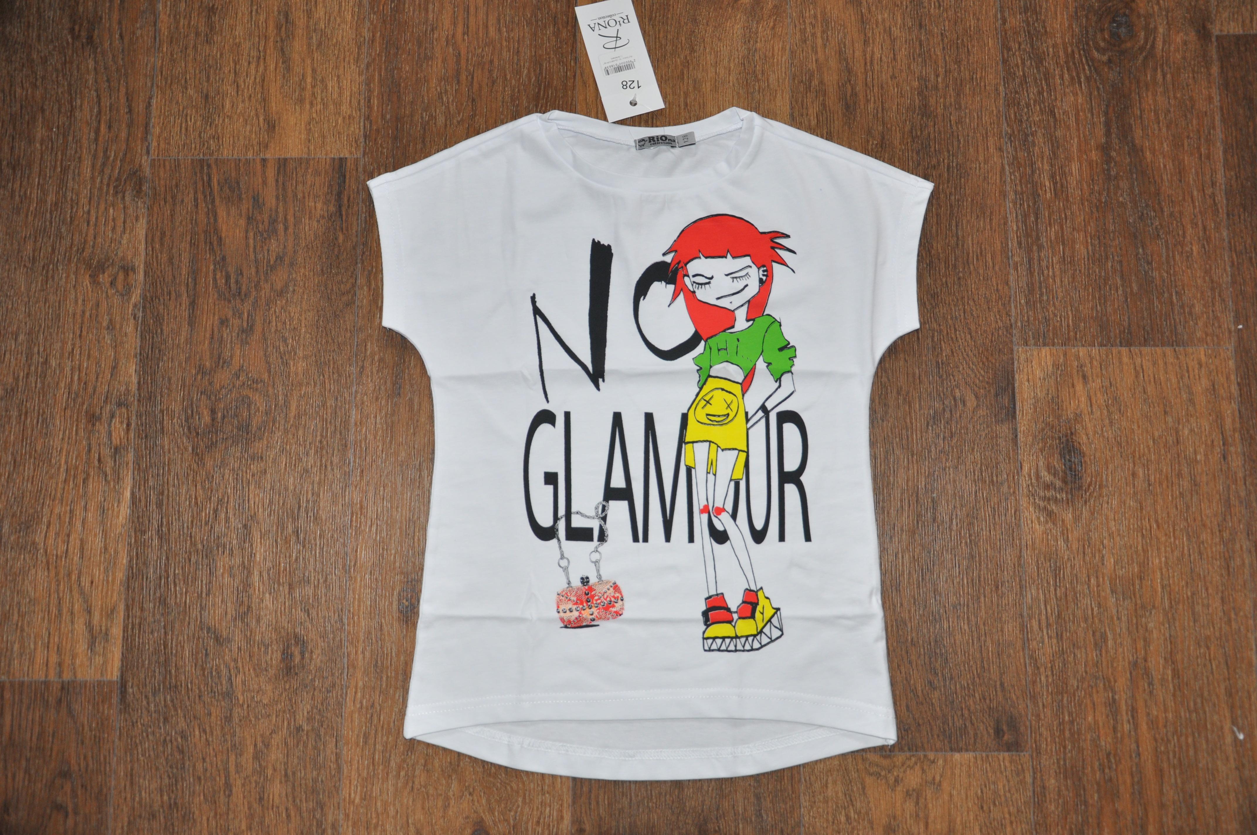 Девочки! В пристрое есть замечательная футболка р.128, цена окончательная 385 руб...на физкультуру дочкам кому надо?