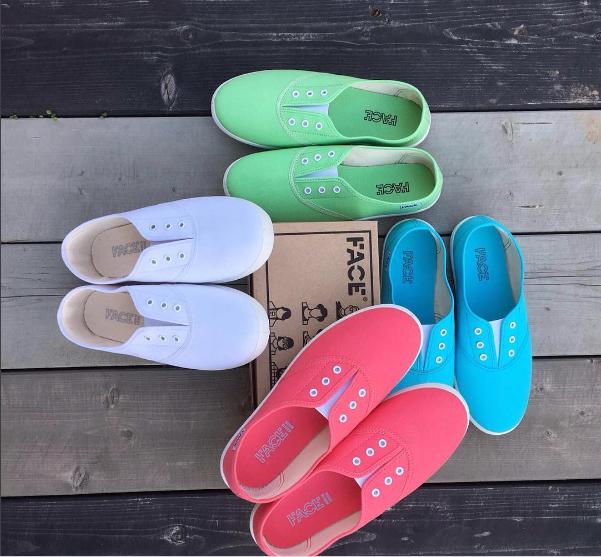 Распродажа! Face - текстильная обувь. Сочетание комфорта и стиля! Цены от 365 руб