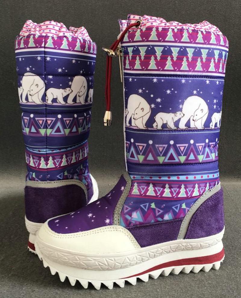 Сбор заказов.Дутики King Boots. Тёплые. Зимние.Светоотражающие.Блестящее решение для модной зимы