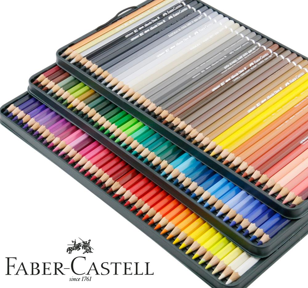 Сбор заказов. Faber Castell - Широкий ассортимент канцелярии для творчества. Ряды