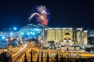 Внимание! Главный приз путевка НА ДВОИХ в СОЧИ в самый центр к олимпийским объектам!!! Перелет уже включен!