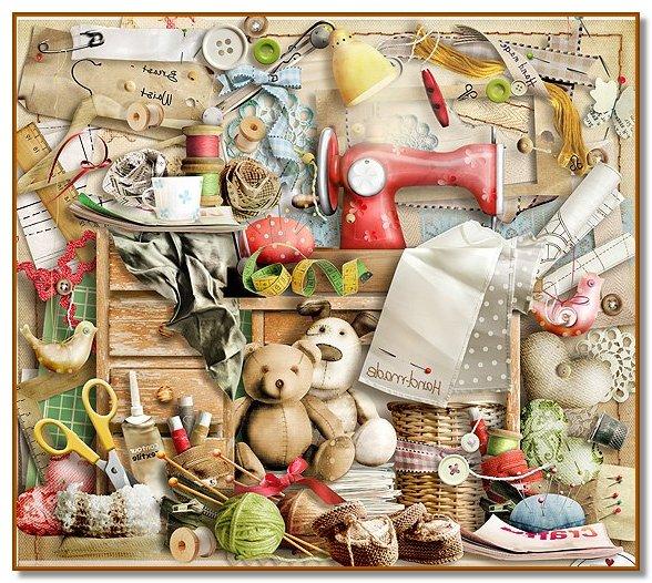 Сбор заказов. Руки из плеч.Все для шитья,вышивки,вязания,декора,декупажа,скрапбукинга,квилинга,керамической флористики и прочих хобби - 4.