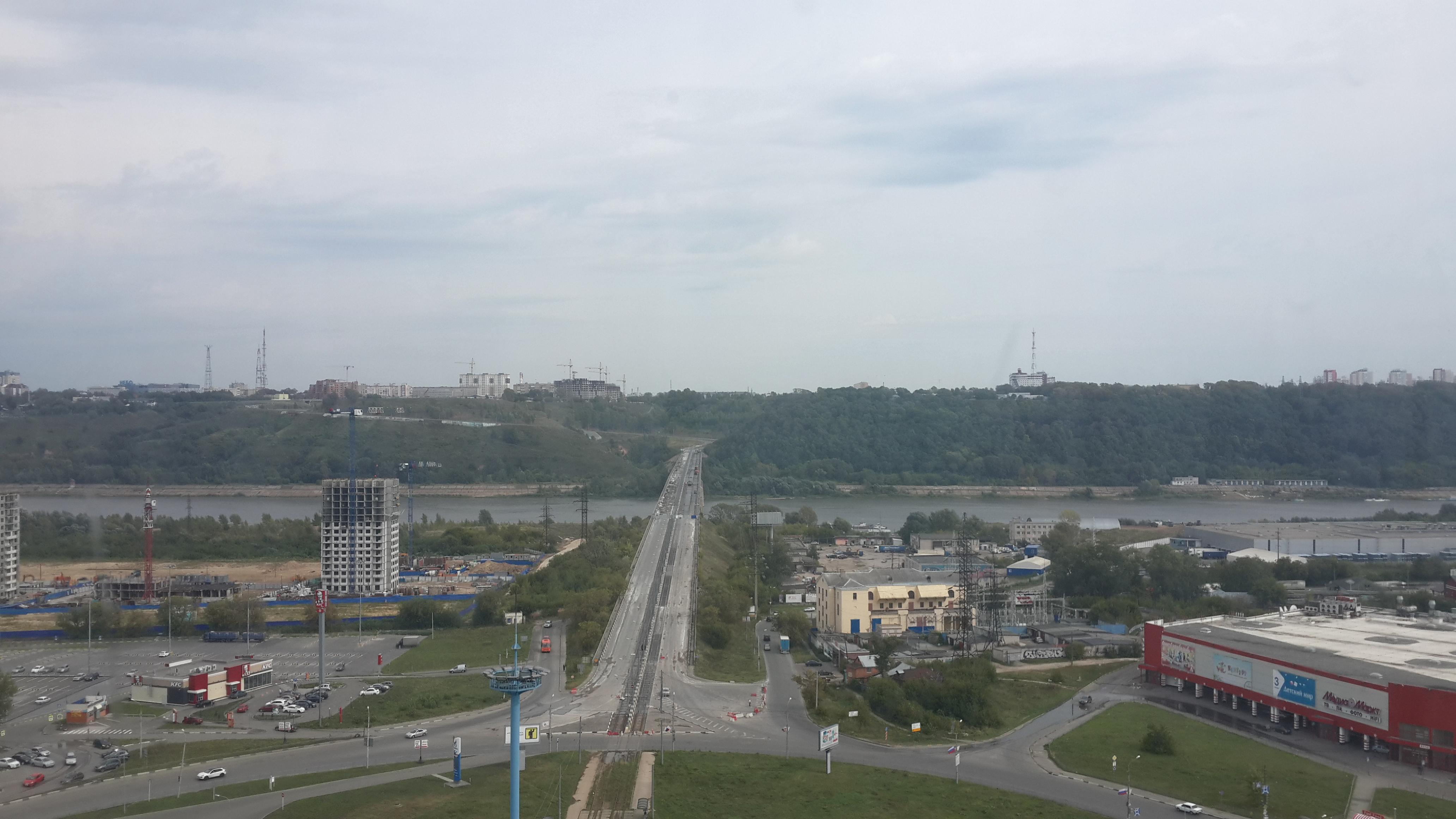 Ремонт Молитовского моста (30.08.2016)