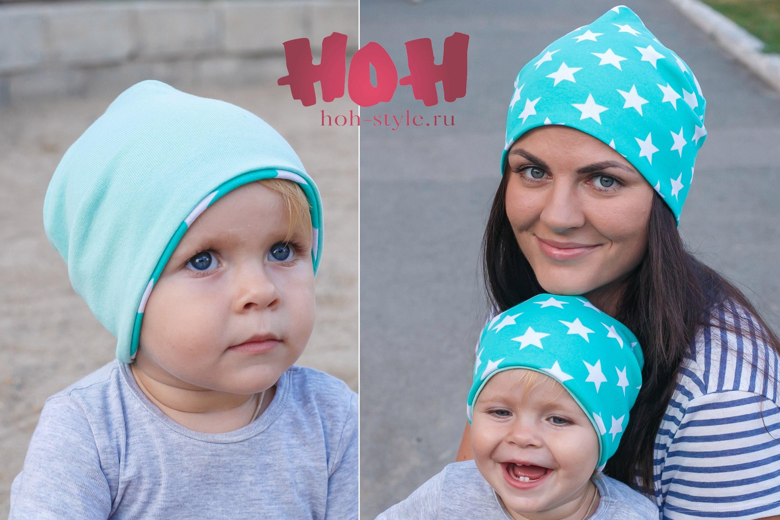 Красивые шапки и снуды. Размеры и для детей, и для взрослых.