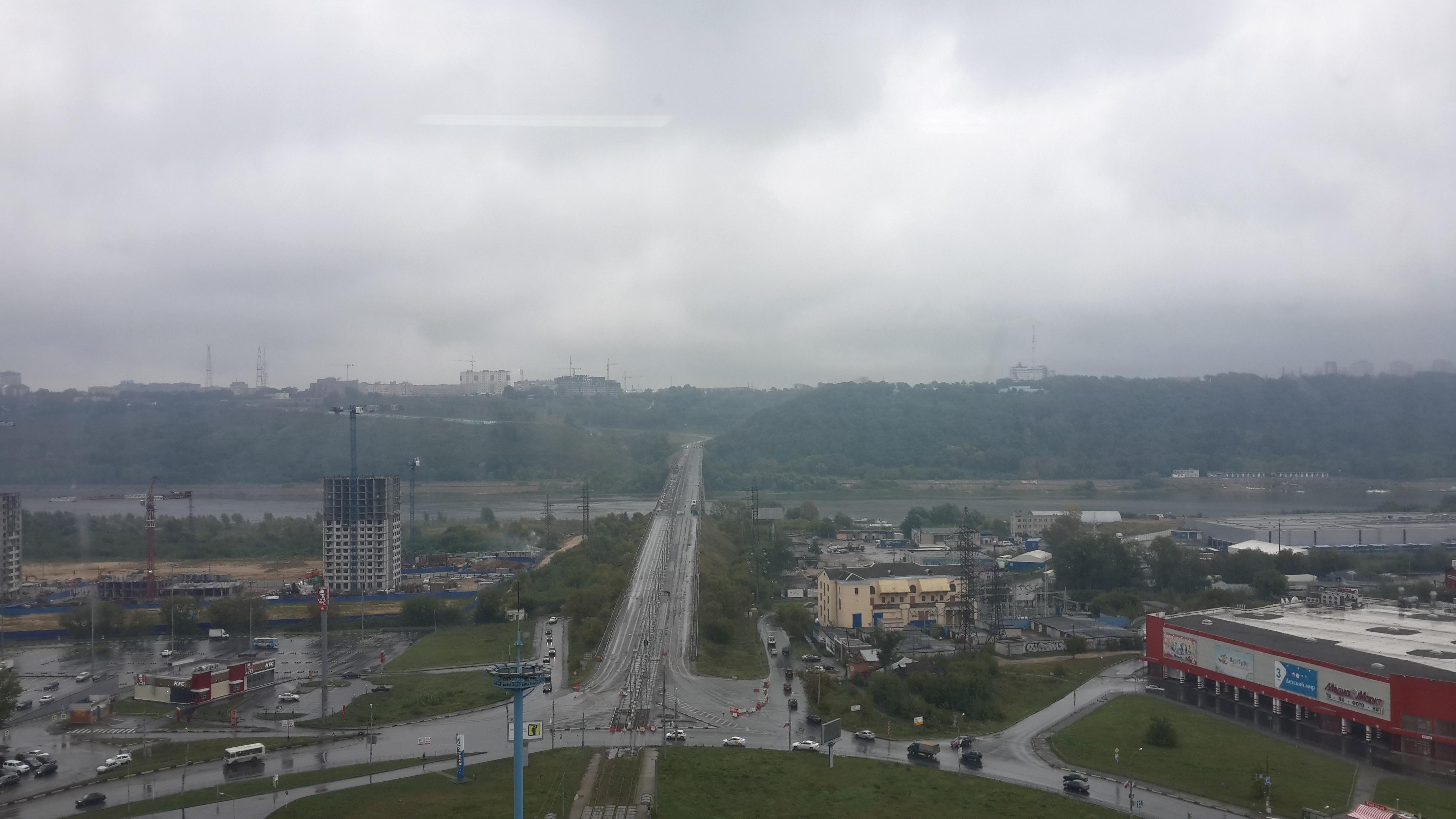 Ремонт Молитовского моста (31.08.2016)