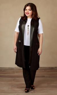 Элегантная, модная женская одежда, больших размеров по доступным ценам ТМ Darissa Fashion! Распродажа до -70%.Размеры с 52 по 74!Без рядов!Выкуп 4