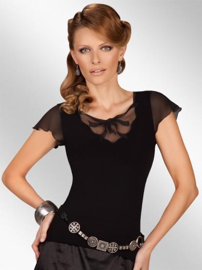 ЗАКРЫТА. Сбор заказов.1.ТМ El//dar - трикотажные блузки: строгость,романтичность, простота и качество = низкая цена. Есть распродажа!