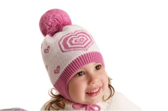 Детские шапочки Журавлик
