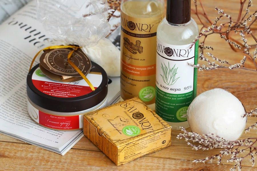 Блаженство тела и души! Натуральная косметика Savonry для лица, тела, волос, маникюра и педикюра. Сбор No10