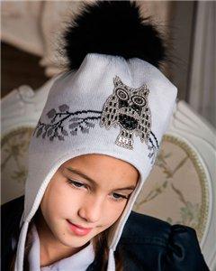 Сбор заказов. Шлема и шапочки для наших любимых детишек с пушистыми помпонами из натурального меха. Детки конфетки.