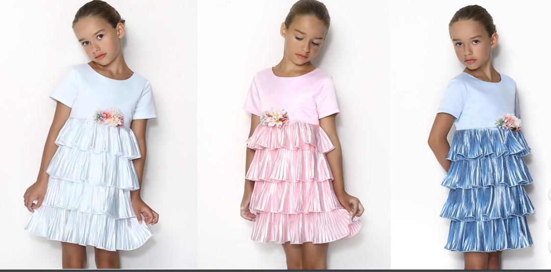 Сбор заказов. Праздничная коллекция. Красивущие, стильные платья для наших модниц 98 -164 см. И в пир, и в мир! Зайдите, и вы останетесь приятно удивлены. Выкуп-3.