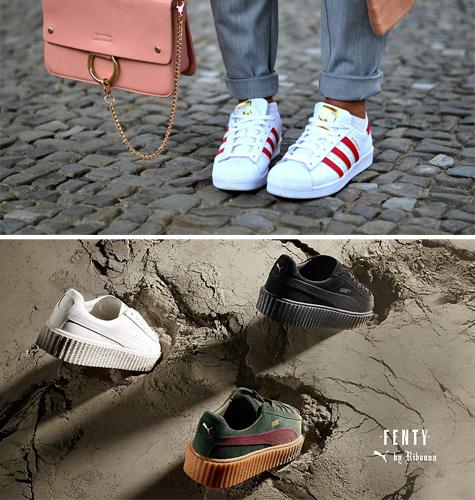 Сбор заказов. Мода на кроссовки и кеды! Женская и мужская трендовая обувь от Bagtop. Детские новинки! Яркая осень! Выкуп 9