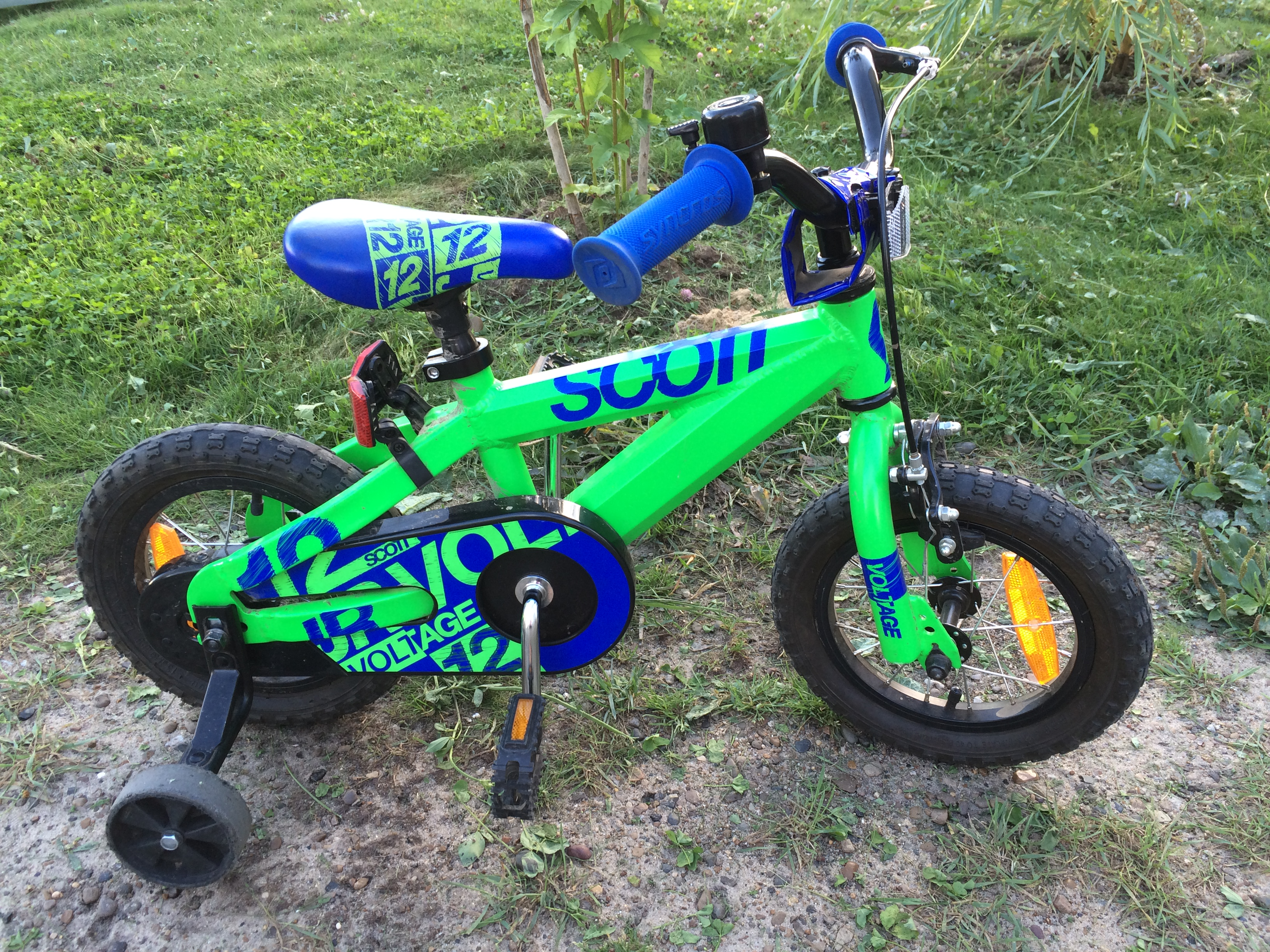 Продаю велосипед американской фирмы Scott voltage jr 12