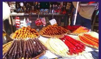 Чурчхела! Вкусное и полезное лакомство с Кавказа!