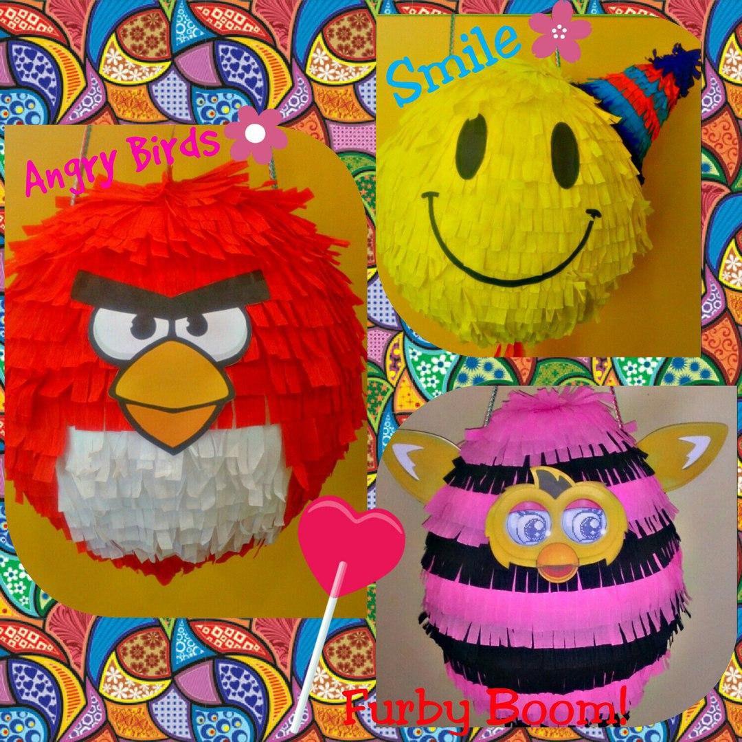 Пиньята: красочный финал праздника с игрушкой, битой и подарками.Под заказ,от 650 р.Звоните 8-952-778-54-87