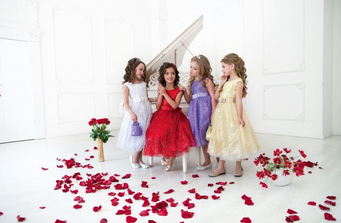 Школьная форма и нарядные платья ТМ Алолик@. Выкуп-17