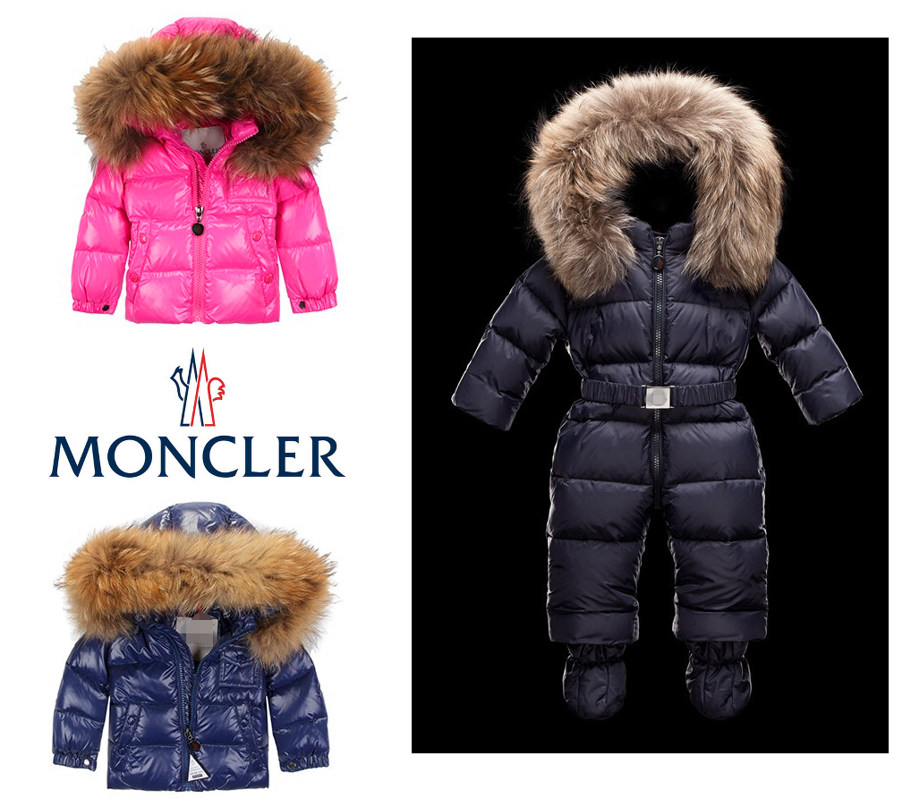 Сбор заказов. Шикарный Moncler, Canada Goose и Bogner самое теплое и красивое на зиму для детей! Есть фэмили луки