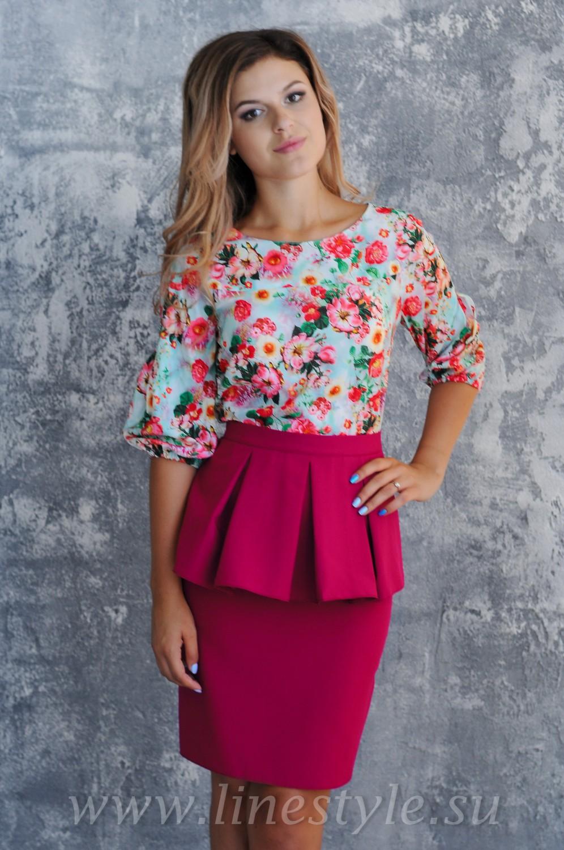 Cбор заказов. Широкий ассортимент оригинальных платьев, юбок, блузок, супер яркая осенняя коллекция,платья для девочек в едином стиле family look, а какие цены....(все до 1000руб)-18