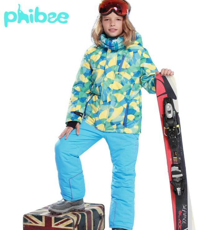 Сбор заказов. Весь Китай детское. Верхняя одежда. Зимние мембранные костюмы Phibee. Выкуп 32