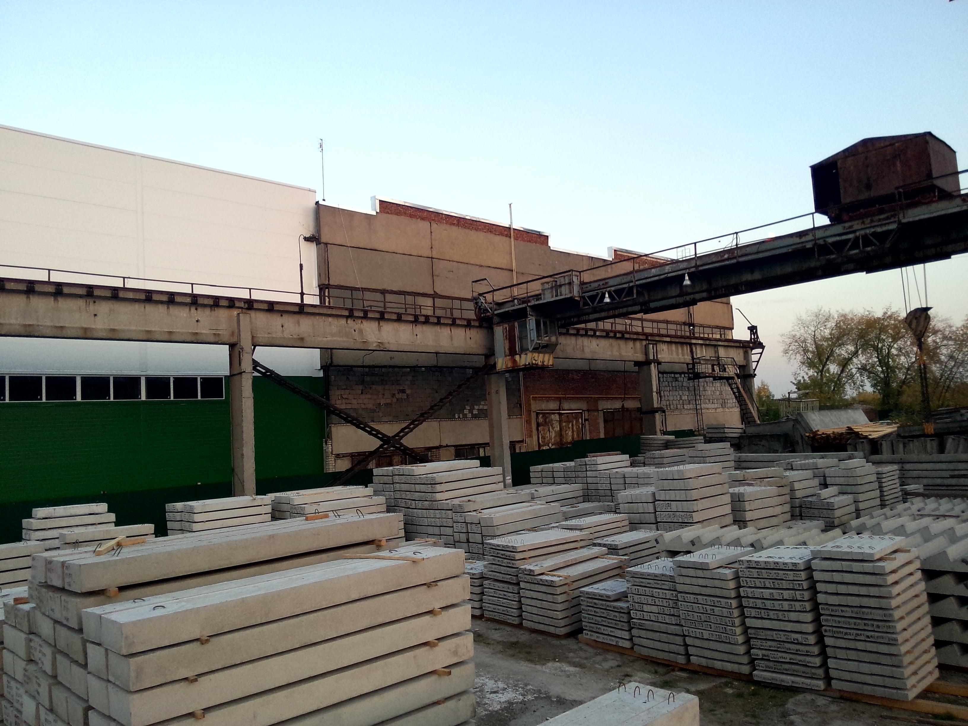 Модернизация производства за счет чего увеличили объем производства перемычек, лестничных ступеней, маршей площадок