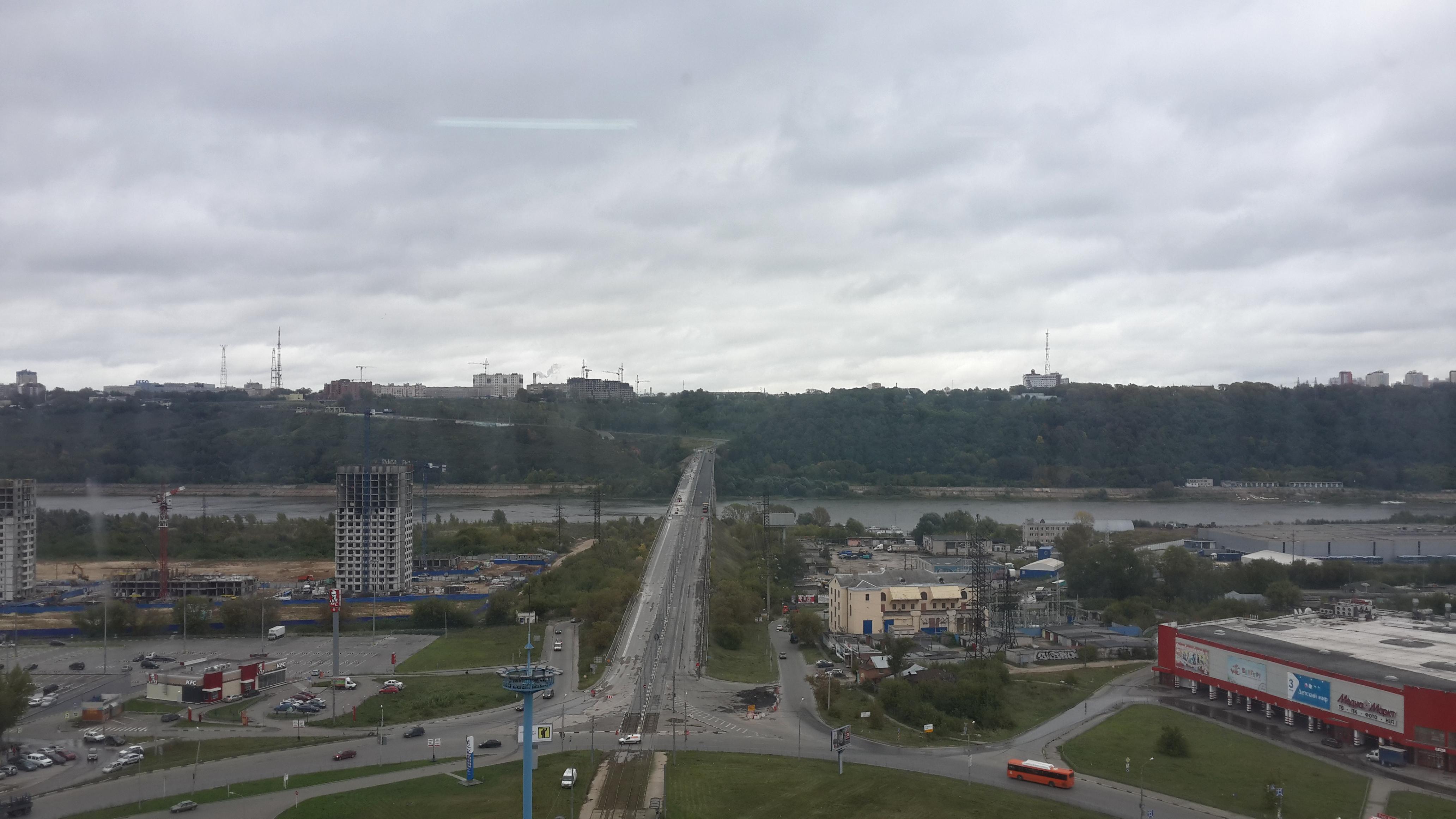Ремонт Молитовского моста (13.09.2016)