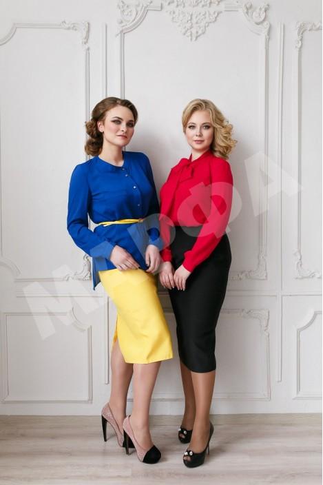 Cбор заказов. Модная и яркая одежда для пышных модниц, есть и блузки и платья и юбки, размеры от 42 до 62 -1