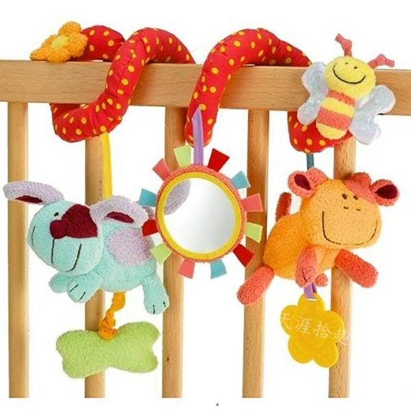 Потрясающие развивающие игрушки для малышей) А также дуги на кроватку и коляску, прорезиненные следки.....