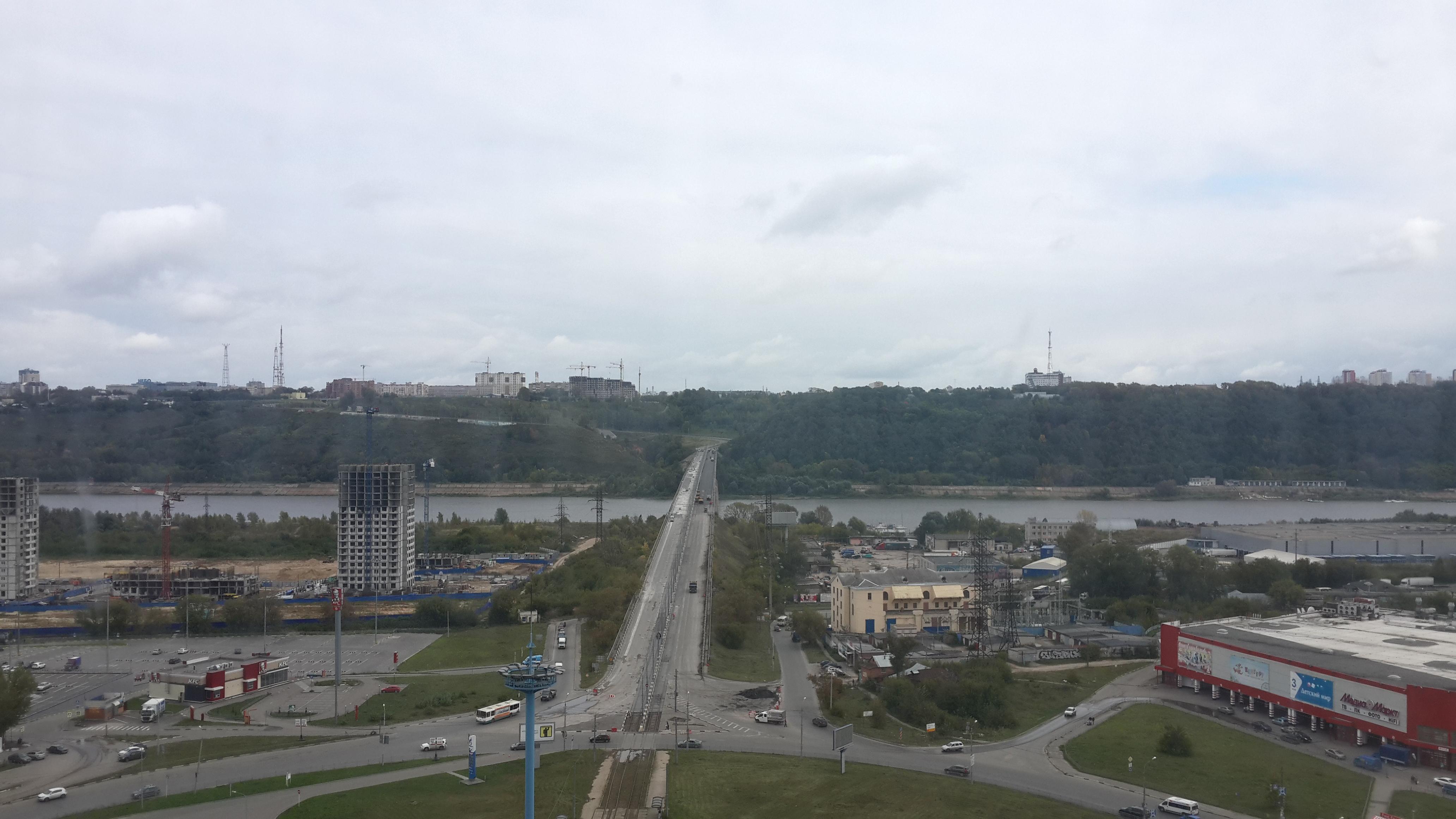 Ремонт Молитовского моста (14.09.2016)