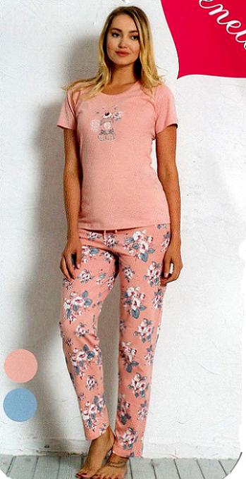 Сбор заказов. Турецкая женская одежда для сна и отдыха . Без рядов. От 42 до 60 размера. Гарантия цвета.