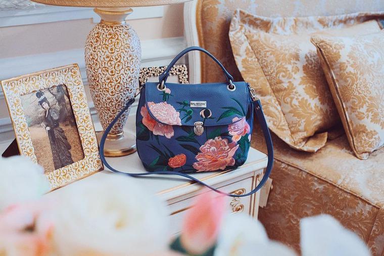 Создай свою уникальную сумку!