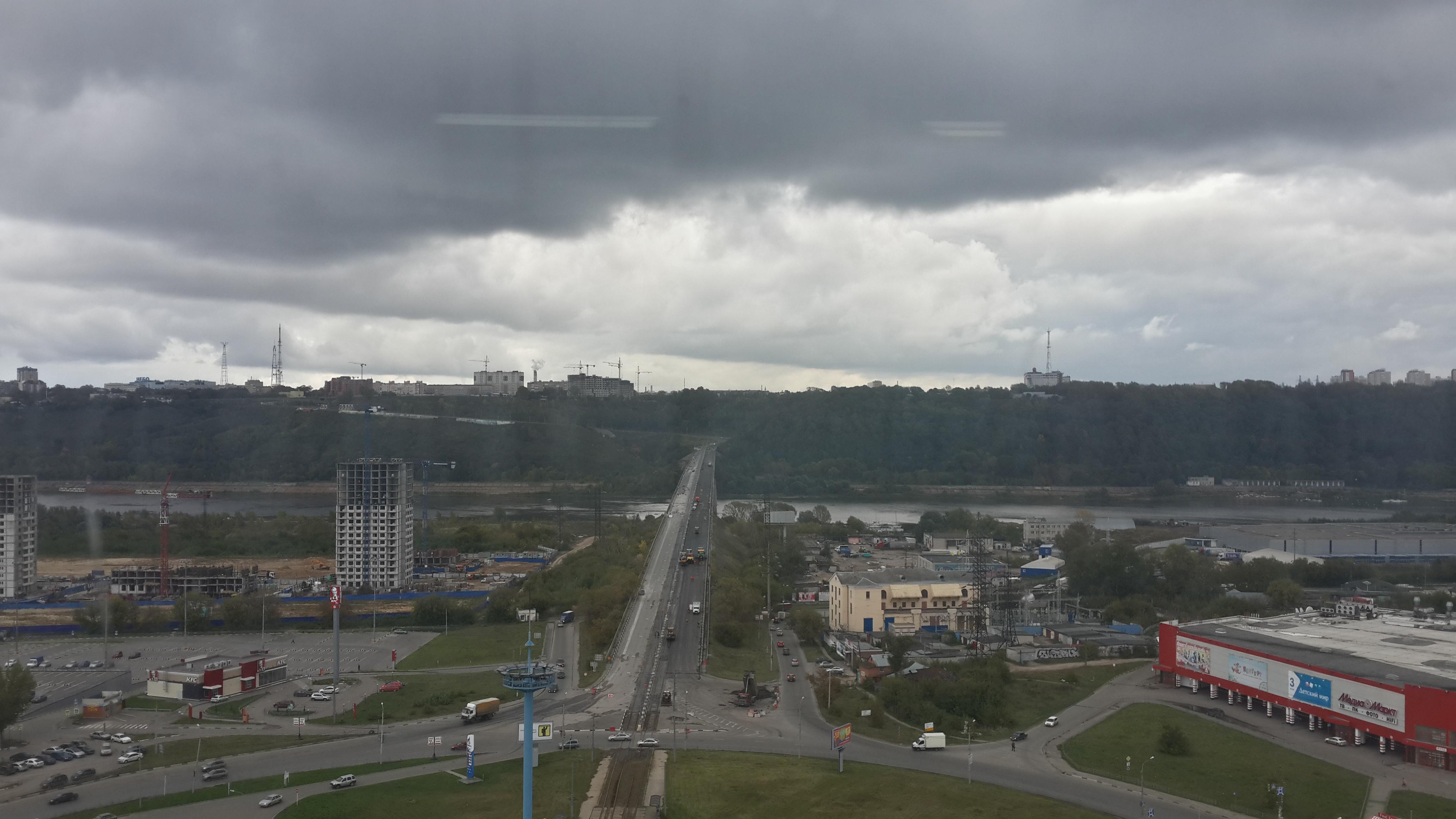 Ремонт Молитовского моста (16.09.2016)