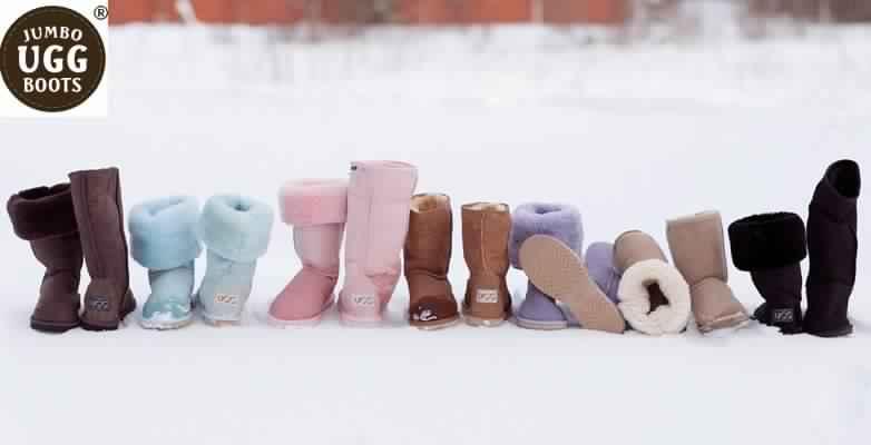 ������������� ���� Jumbo UGG Boots. ���������� �������� ������ �� ����� �������� ����